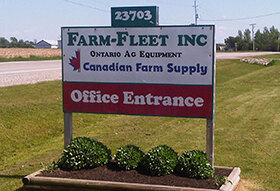 Farm-Fleet Inc    Supplying Agricultural, Forestry and